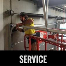 service garage doors